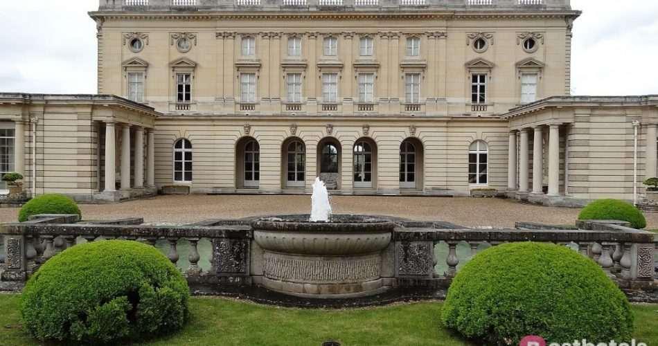 Гостиницы замки во Франции