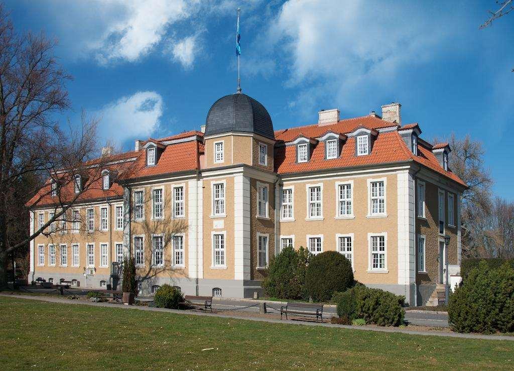 Лучшие отели дворцы в Германии - Schloss Meisdorf