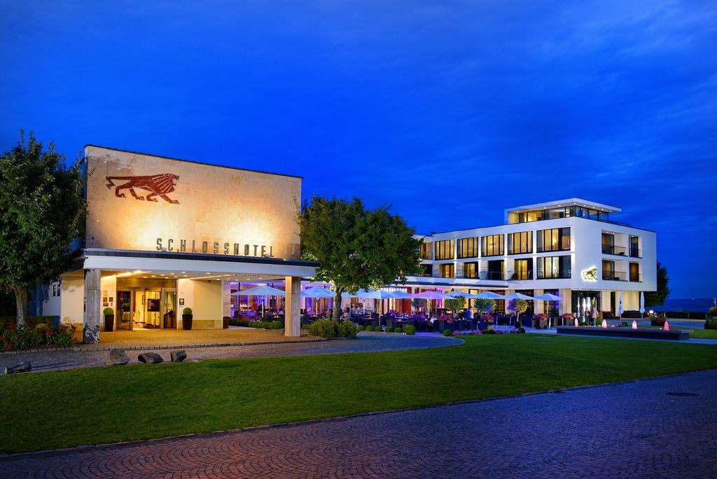 Schlosshotel Kassel - один из лучших отелей замков в Германии