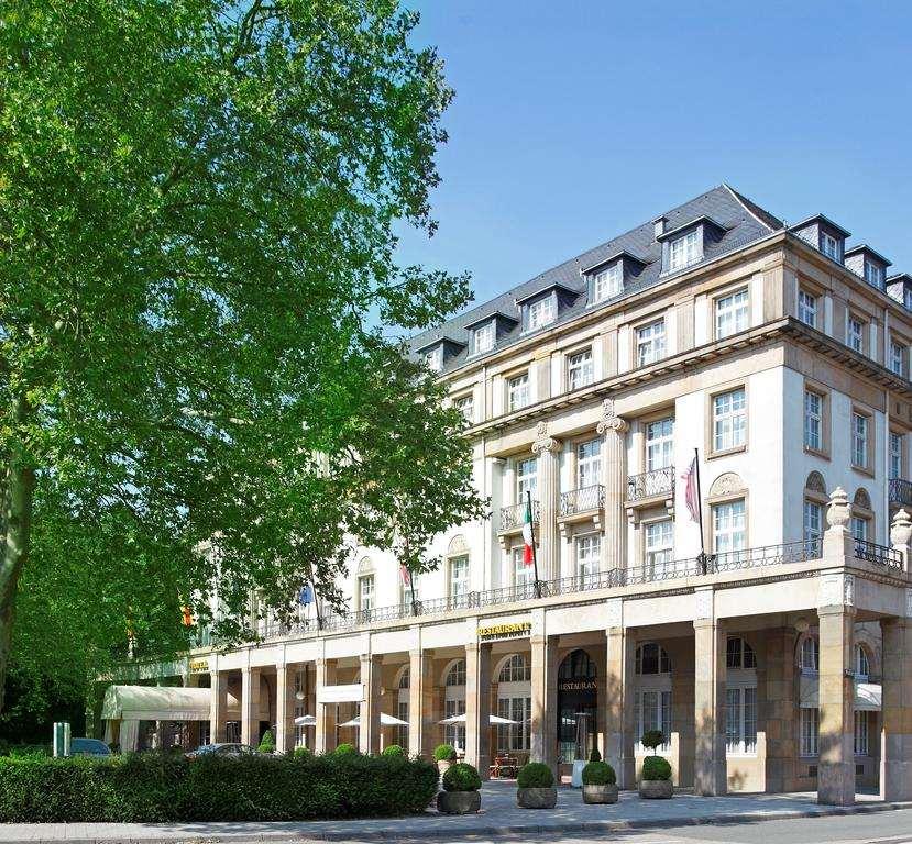 Лучшие места в Германии - Schlosshotel Karlsruhe