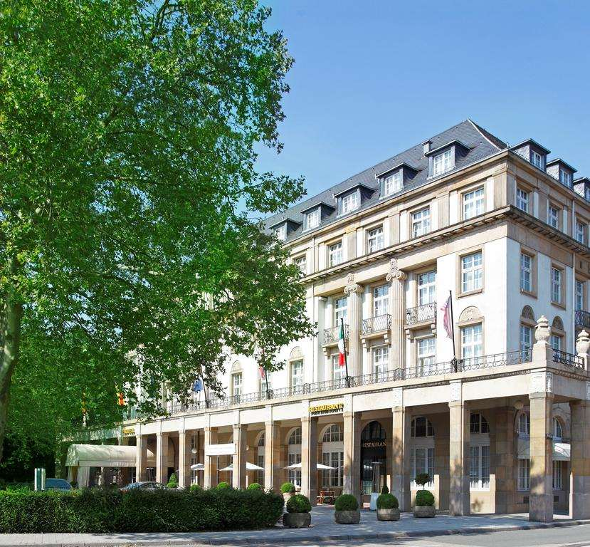 Best places in Germany - Schlosshotel Karlsruhe