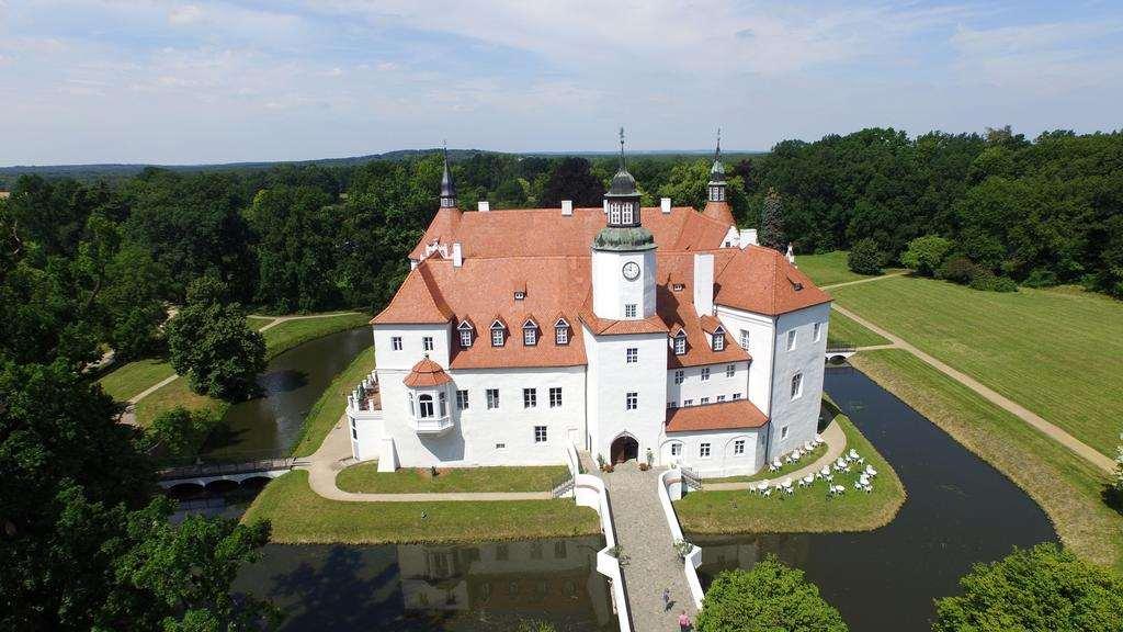 Fürstlich Drehna - один из лучших отелей дворцов в Германии