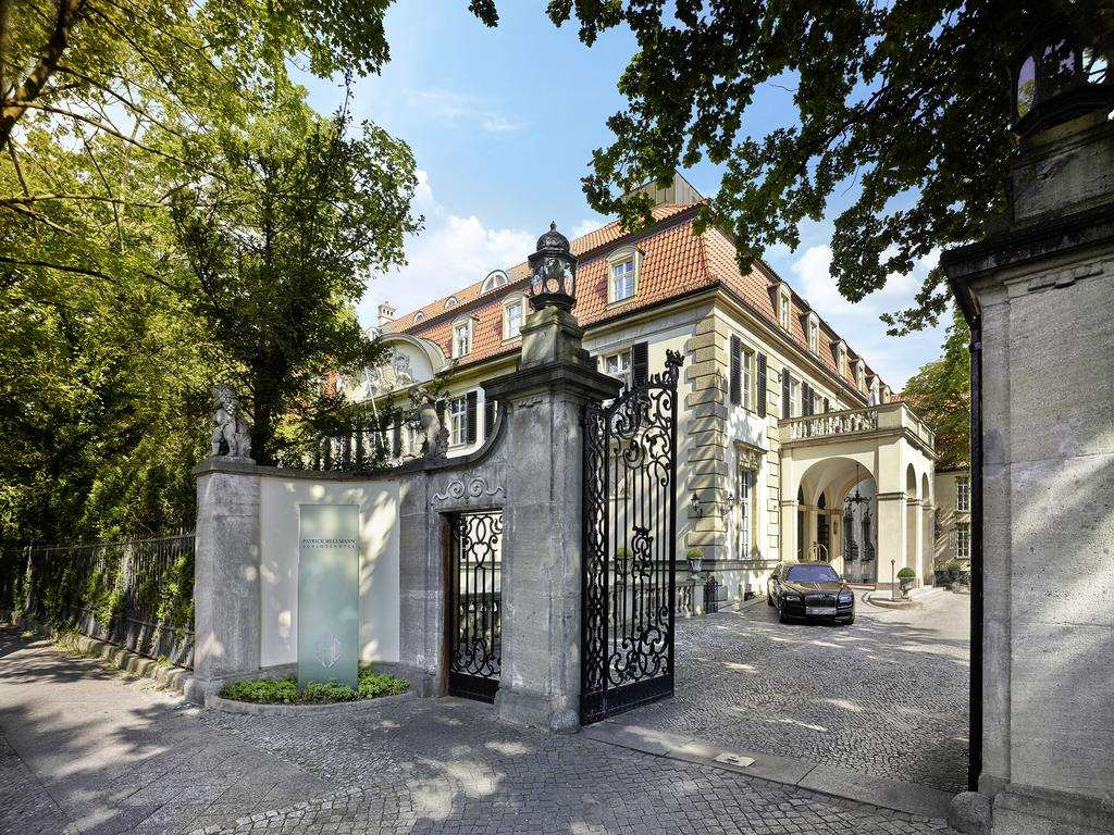Schlosshotel Berlin by Patrick Hellmann - one of the best places in Germany