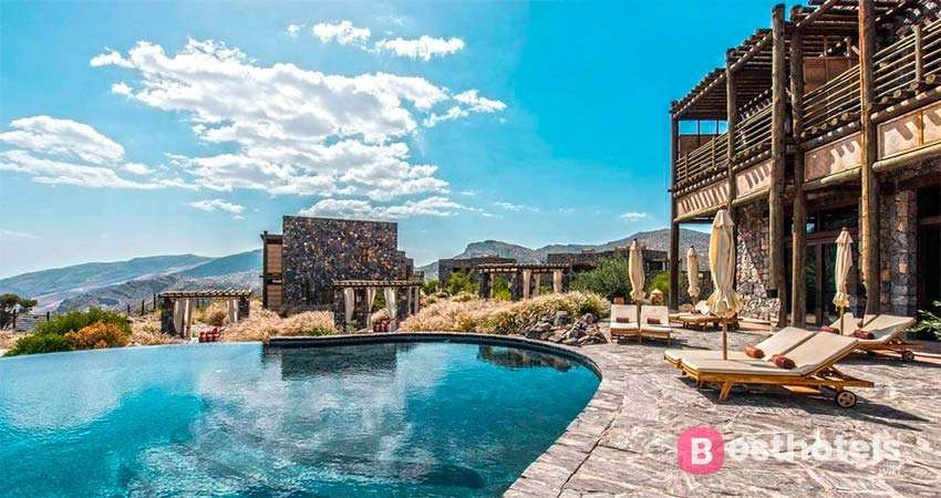 Alila Jabal Akhdar is one of the best hotels in the world