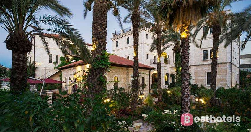 The American Colony Hotel is one of the best places in the world
