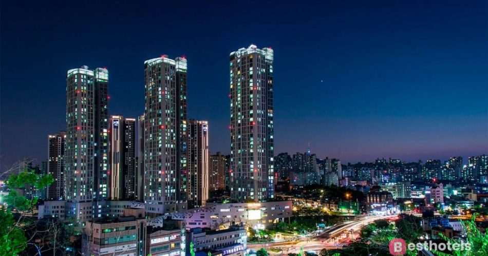 Лучшие отели в Сеуле