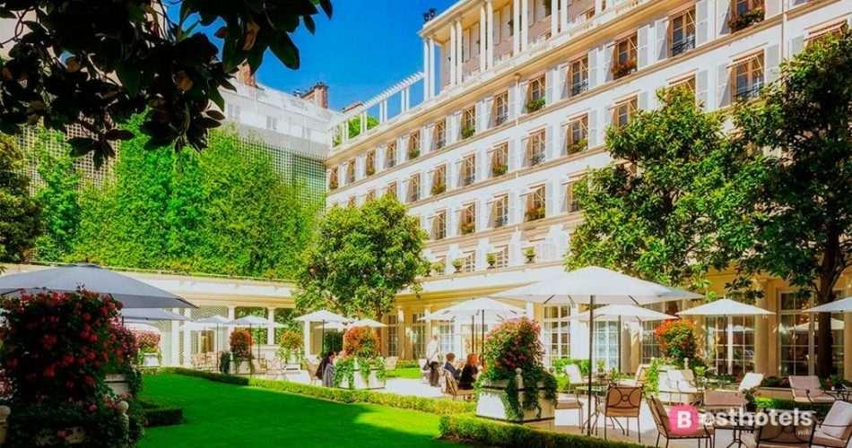 Лучшие отели мира