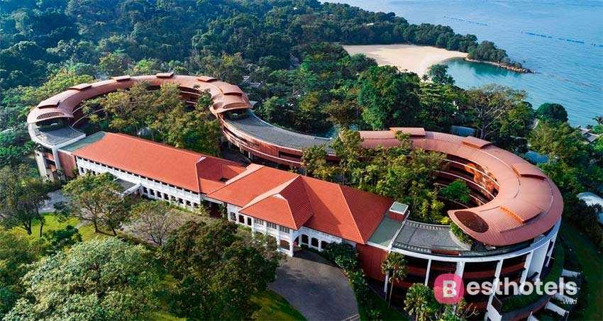 Лучшие места в Сингапуре- Capella Singapore