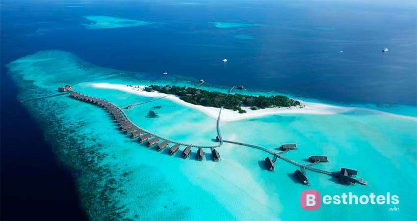 Exclusive hotels in the world - COMO Cocoa Island
