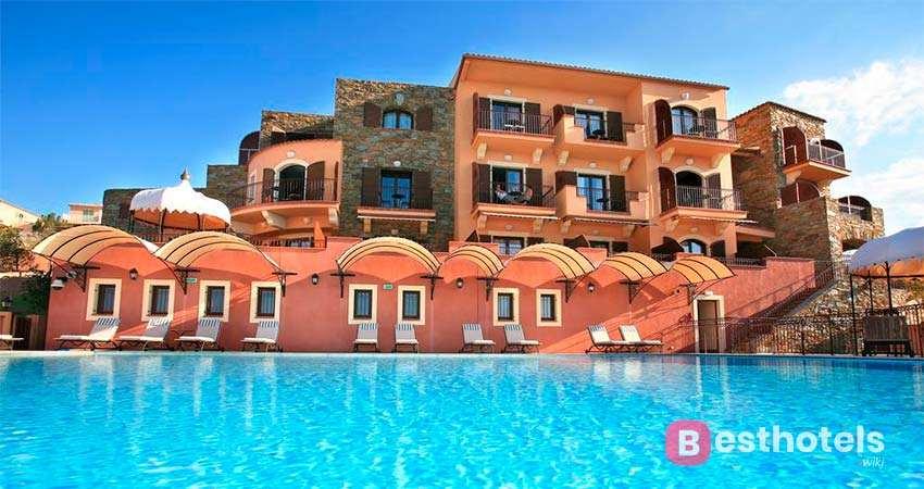 Demeure Loredana - одна из лучших гостиниц на Корсике