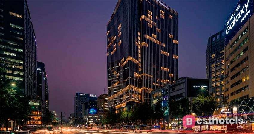 Роскошный отель в Сеуле - Four Seasons