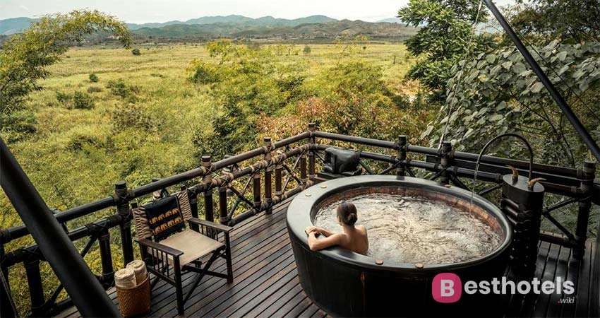 Exclusive Locations in the World - Four Seasons Tented Camp
