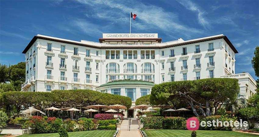 World's Best Hotels - Four Seasons Grand Hotel du Cap Ferrat