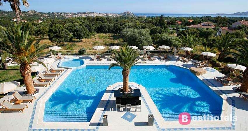 Hotel Corsica & Spa - один из лучших отелей на Корсике