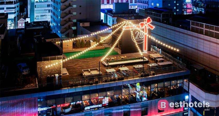 28 Myeongdong - один из лучших отелей в Сеуле