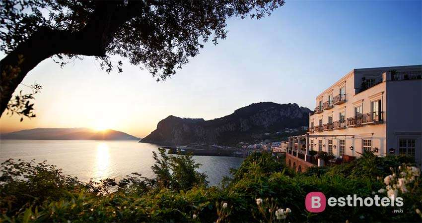 J.K. Place Capri is one of the most luxurious places in the world