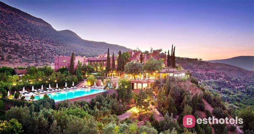 Best Places in the World - Kasbah Tamadot, Morocco