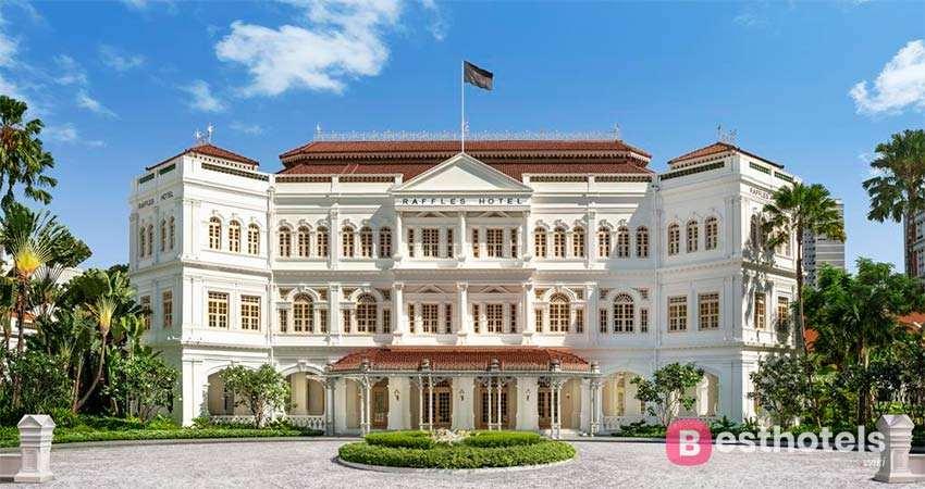 World's Best Hotels - Raffles, Singapore