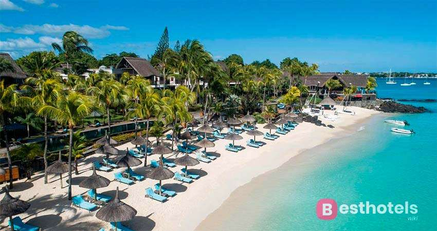 Royal Palm Beachcomber Luxury is one of the world's select hotels