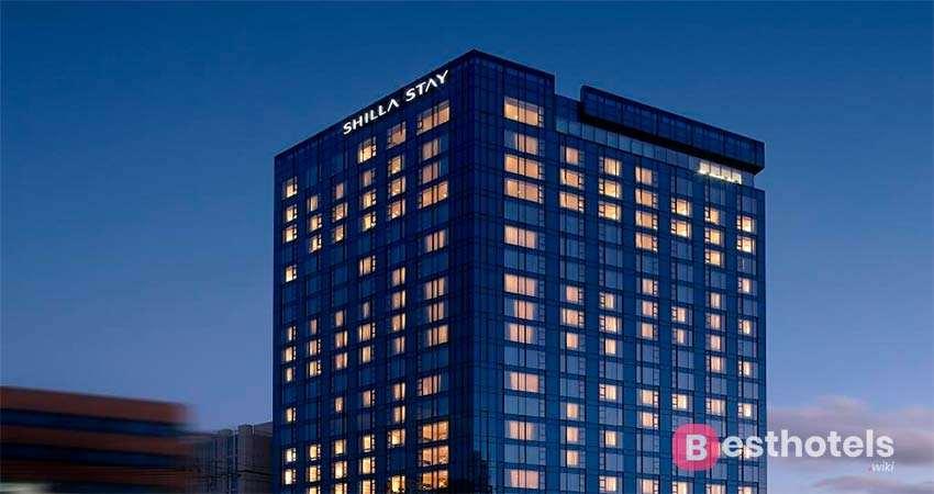 Лучшая гостиница Сеула - Shilla Stay Guro