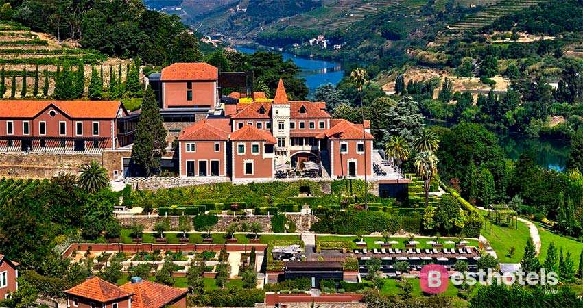 Six Senses Douro Valley is one of the finest hotels in the world