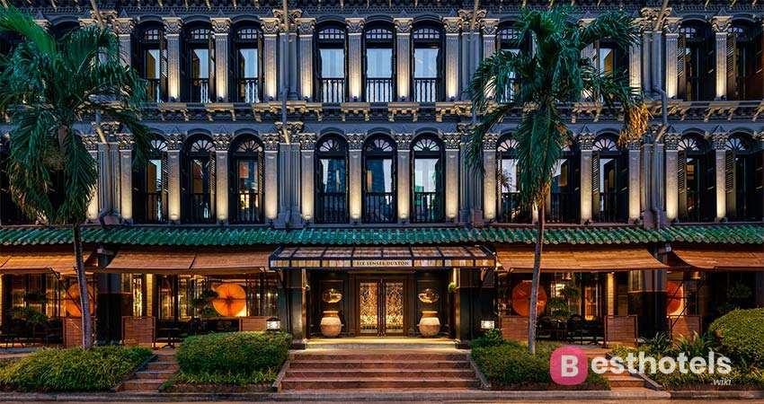 Six Senses Duxton - один из роскошных отелей в Сингапуре