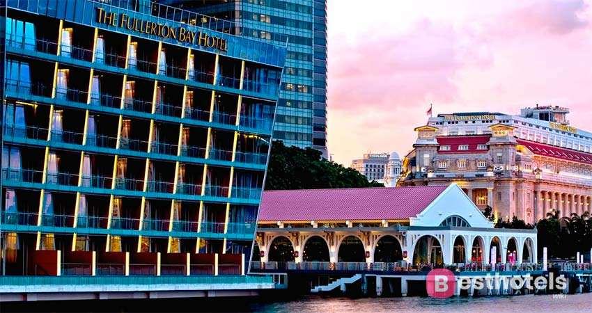 Лучшие отели в Сингапуре - The Fullerton Bay Hotel Singapore