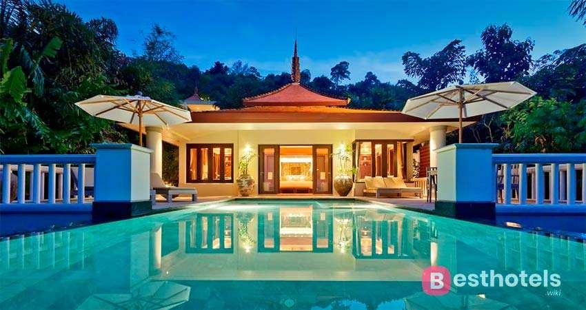 Los mejores lugares del world are Trisara Phuket, Tailandia