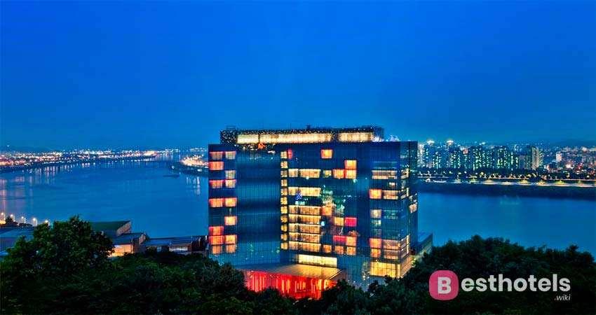 Vista Walkerhill Seoul - одна из лучших гостиниц в Сеуле