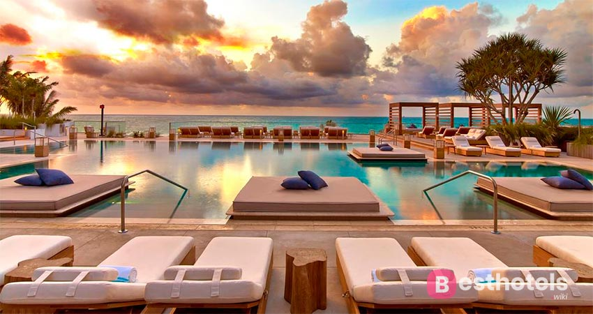 Оптимальный вариант гостиницы в Майами - 1 Hotel South Beach