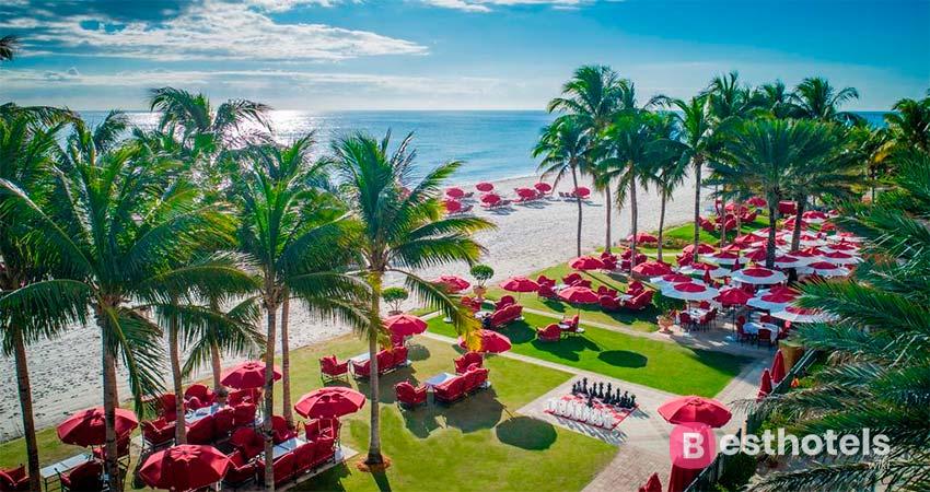 Люксовая гостиница в Майами - Acqualina Resort and Residences