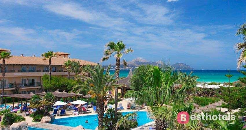 Allsun Hotel Eden Playa es uno de los mejores lugares de Mallorca