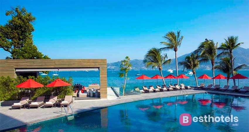 Курорт Amari Phuket на пляже Patong