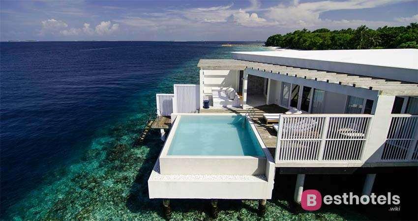 Amilla Fushi - безупречный отель на Мальдивах