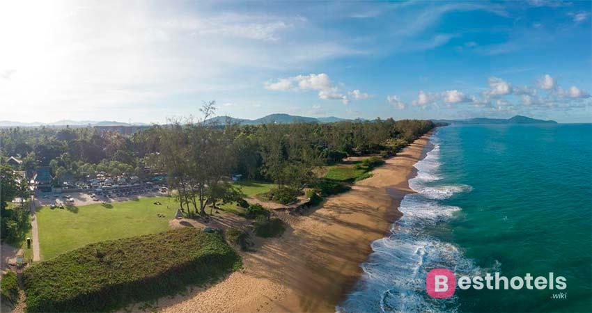 Курорт Anantara на пляже Mai Khao