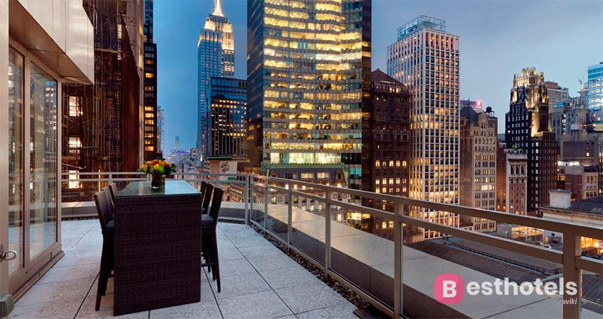 Andaz 5th Avenue - Impeccable Boutique Hotel by Hyatt