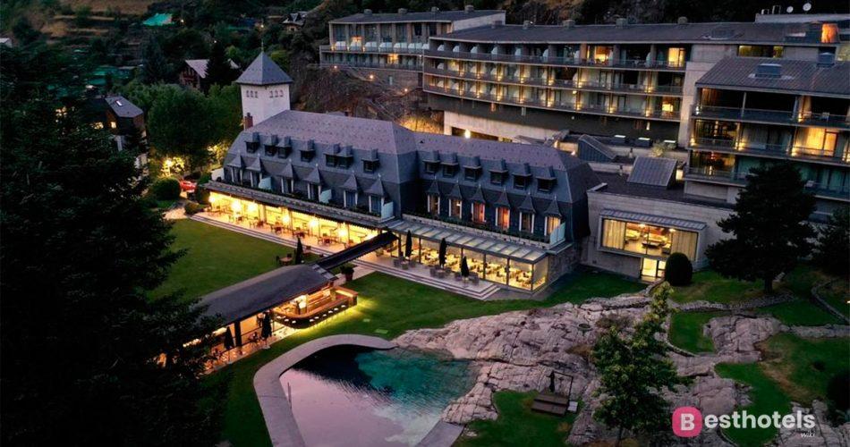 Лучшие отели Андорры