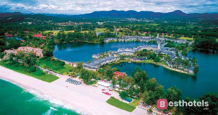 Отель Angsana Laguna Phuket на пляже Bangtao