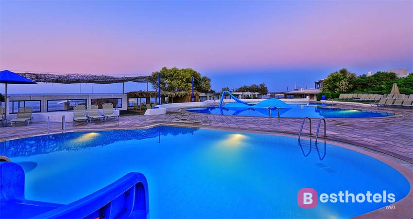 Best places for families with children in Crete - Apollonia Beach Resort & Spa
