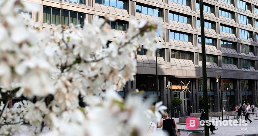 гостиница без изъяна в Стокгольме - At Six