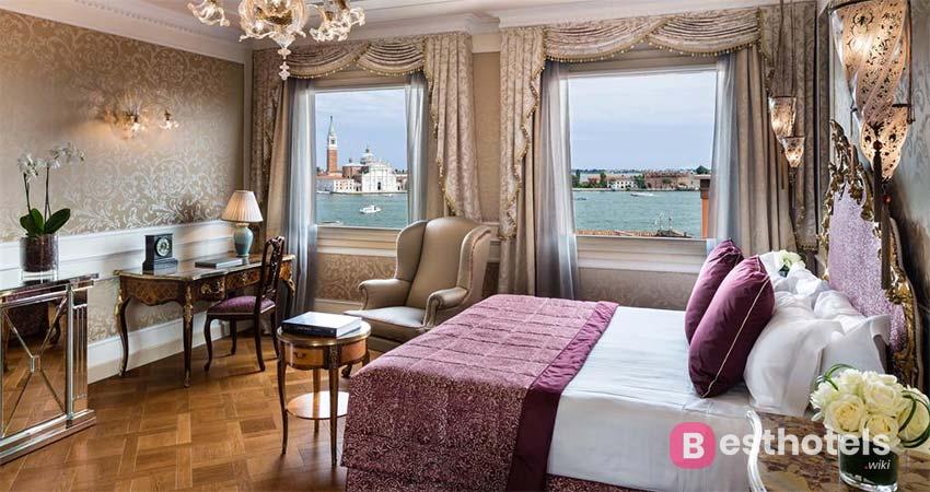 Место отдыха экстра класса - Baglioni Hotel Luna