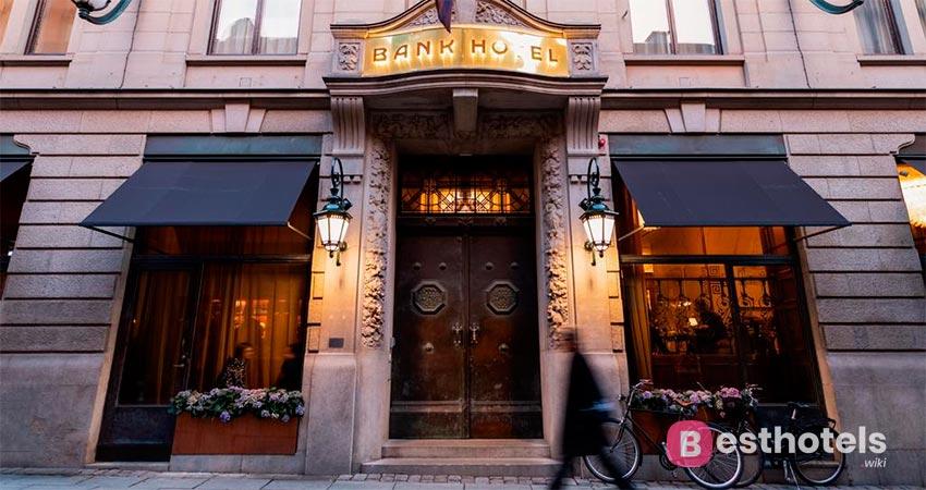 безукоризненное место в Стокгольме - Bank Hotel