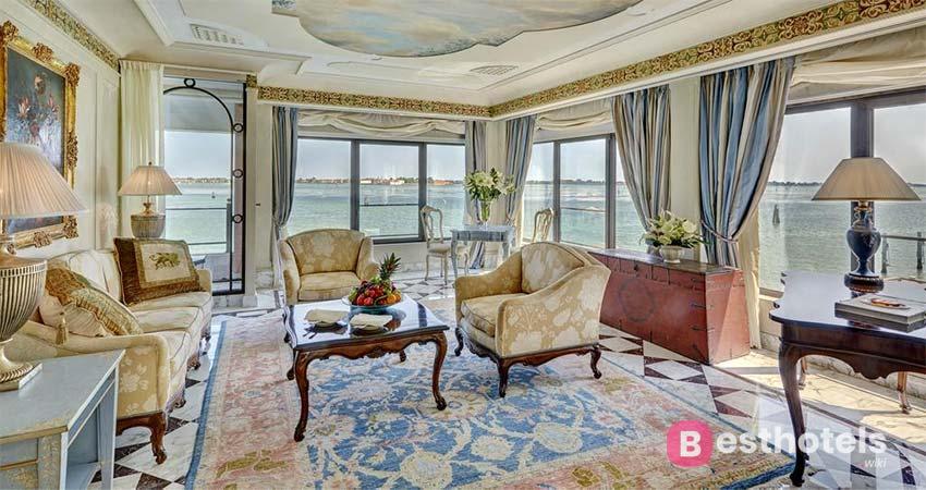 Бесподобный курортный комплекс с отличным видом на канал - Belmond Hotel Cipriani