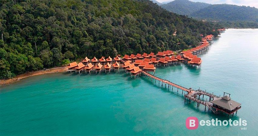 безупречная гостиница на Лангкави - Berjaya