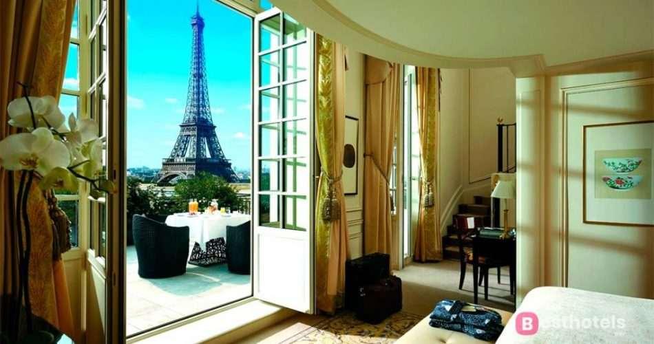 Лучшие бутик отели Парижа