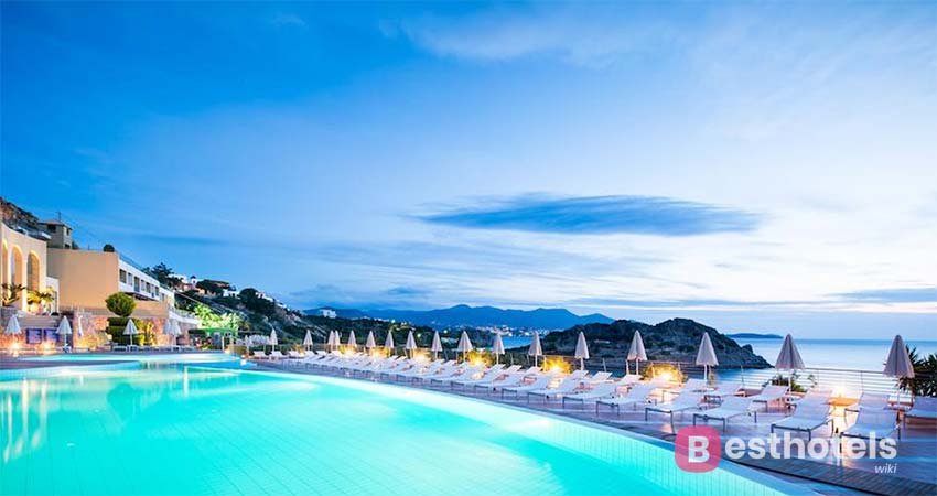 Blue Marine Resort and Spa Hotel - All Inclusive - hotels for family holidays in Crete