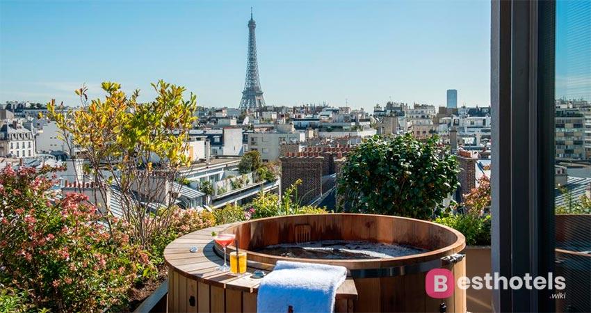 образцовое заведение в Париже - Brach