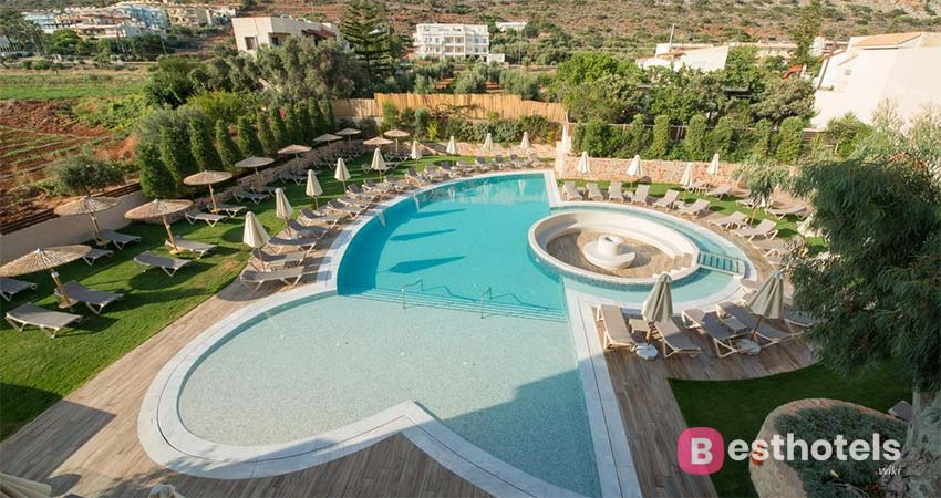 Cactus Royal - family holiday destinations in Crete