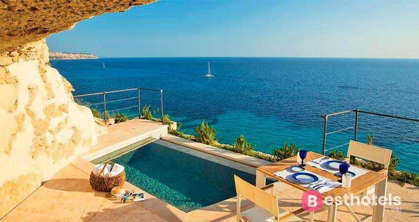 особый курорт - Cap Rocat