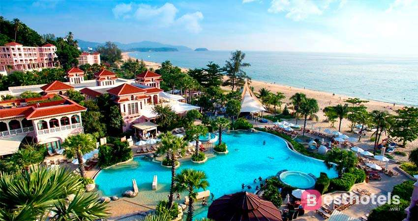 Отель Centara Grand на пляже Karon